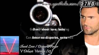 Maroon 5 - Shoot Love HD Subtitulado Español English Lyrics