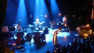 Bat For Lashes - Oh Yeah LIVE @ AB Brussels (Belgium)