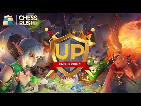 UniPin Prime Season 2 - Chess Rush | Combo Menjadi Pro Player