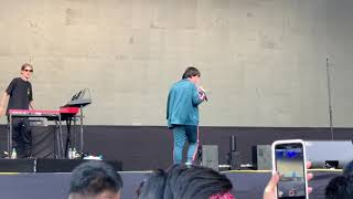 Joji   Sanctuary (FIRST EVER LIVE PERFORMANCE @ GOOD VIBES FESTIVAL 2019)