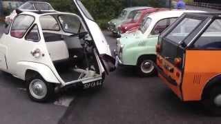 preview picture of video 'Rassemblement Goggomobil et Isetta à Mungia'