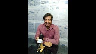 Entrevista - Vereador Ricardo Patroni