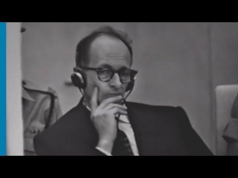 George Wellers au procès d'Eichmann : Arrivée des enfants du Vel d'Hiv au camp de Drancy