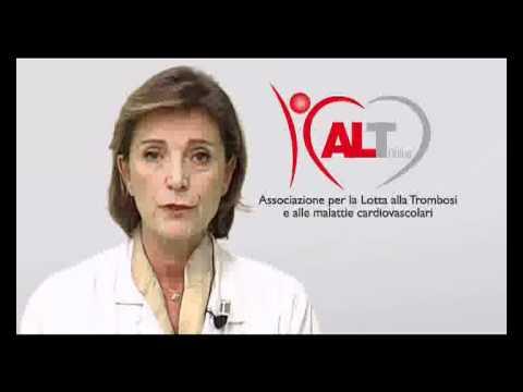 Durata di trattamento di thrombophlebitis