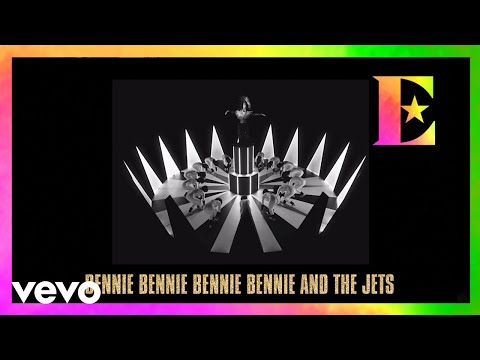 Bennie and the Jets (Remastered 2014 / Lyric Video)