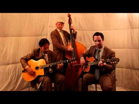 Hot Swing Trio - Gypsy Jazz Video