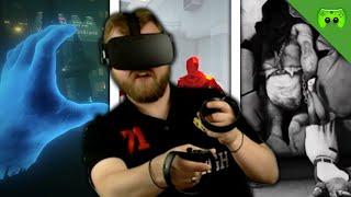 Wir haben Spaß mit der Oculus Rift + Touch