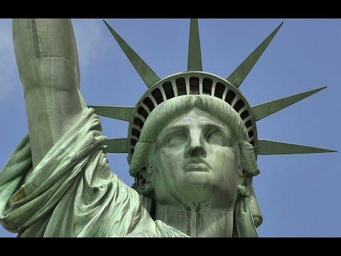 Статуя Свободы Liberty Island, New York,