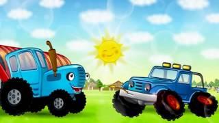 Мультики для Детей - Трактор Гоша и Птенчик