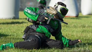 NXL World Cup's Best Pro Paintball Matches! Russian Legion vs NYX and Revo vs Elevation