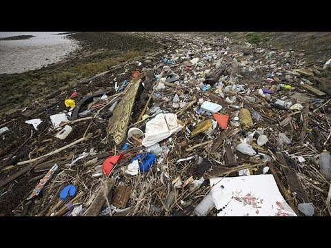 How long will your plastic footprint last on the planet?