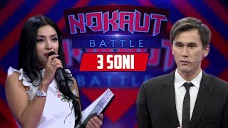 Nokaut Battle 3-son (Xosiyat Husanova 30.09.2017)
