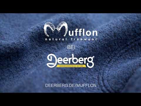 Walkmode von Mufflon bei Deerberg