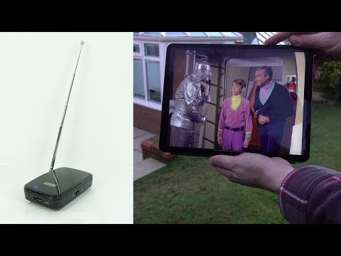 WiFi Digital TV tuner for tablet/phone – REVIEW