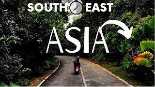 SOUTHEAST ASIA TRAVEL VIDEO [4K]