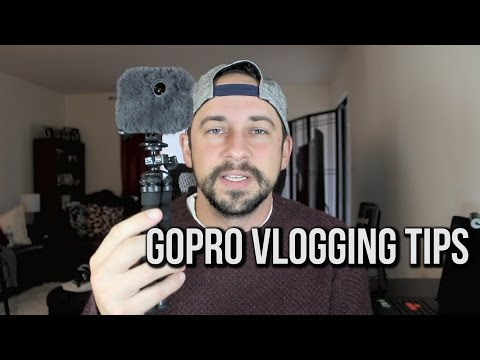 5 GOPRO VLOGGING TIPS