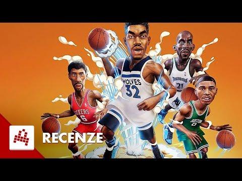 NBA 2K Playgrounds 2 - Recenze