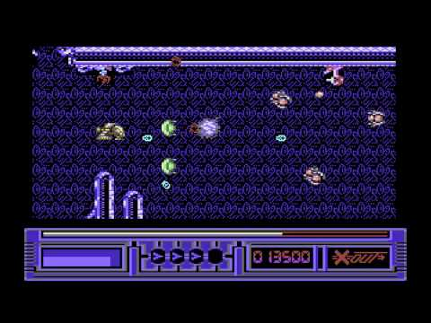 X-OUT C64