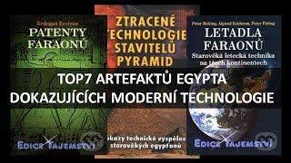 7 Egyptských artefaktov moderných technológií *2