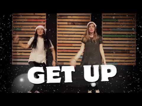 It s christmas time lyric   dance video w  snow