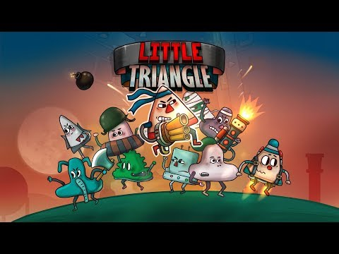 Little Triangle - Trailer - Switch, Xbox, PS4, Steam, WeGame thumbnail