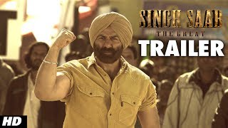 Sunny Deol - Singh Saab The Great - Official Teaser