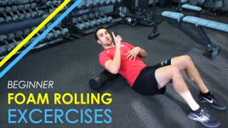 BEGINNER Foam Rolling Exercises by Got ROM