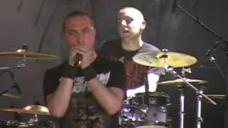ABORTED - SANGUINE VERSES (…OF EXTIRPATION) & THREADING THE PRELUDE (LIVE AT HELLFEST 21/6/09)