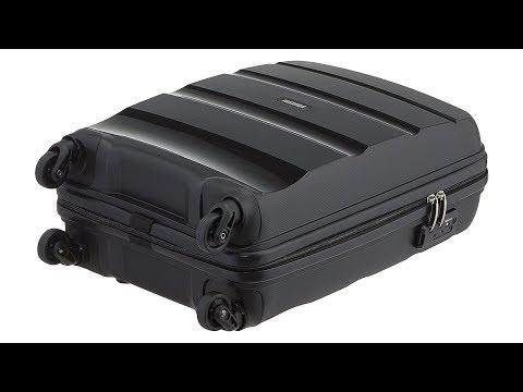 American Tourister Bon Air Spinner S (55cm, 31.5 liters) Black / Bagage Cabine Noir【4K】