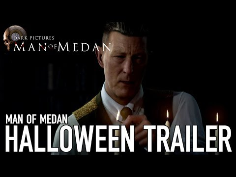 Trailer d'Halloween de The Dark Pictures Anthology : Man of Medan