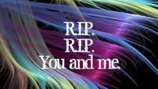 R.I.P. by 3OH!3 [LYRICS ON SCREEN]