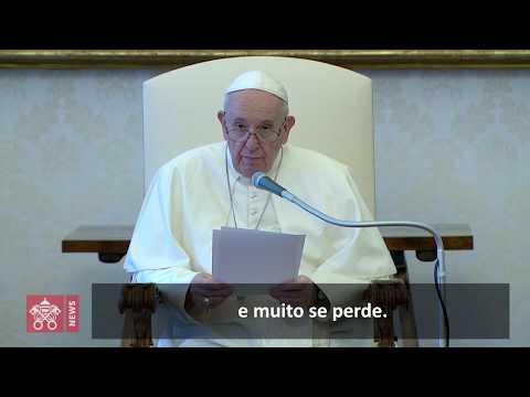 Papa: nenhuma tolerância ao racismo, mas não à violência