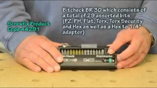Wera Screwdriver and Bit Sets - An Introduction