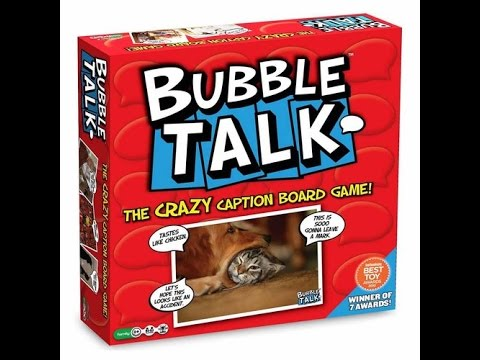 Calvin's Got Game: Bubble Talk Review
