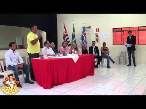 Prefeito Francisco Junior na posse do Conselho Tutelar 2016
