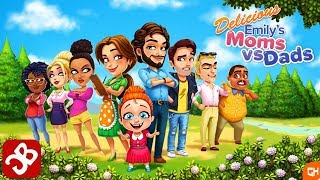 Delicious - Moms vs Dads (By GameHouse) - iOS/Android - Gameplay Video