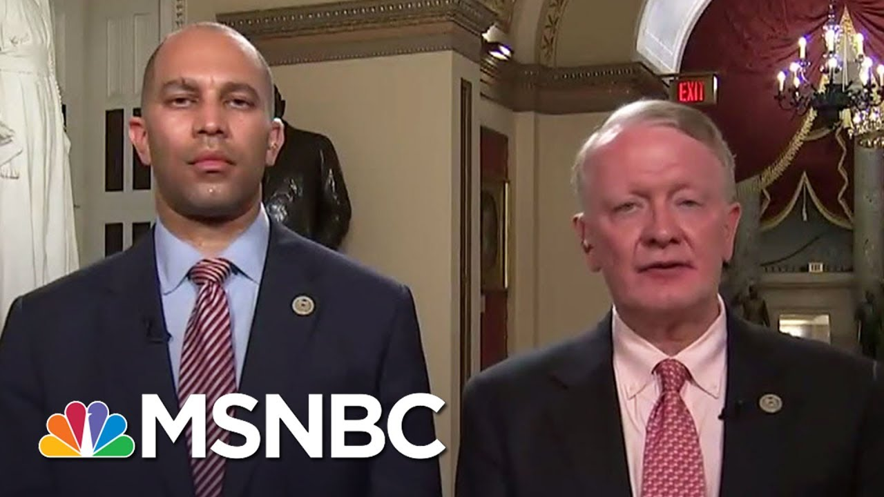 Hakeem Jeffries: Game Will Go On And We'll 'All Come Together' | All In | MSNBC thumbnail