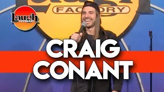 Craig Conant | Fired from Trader Joe's | Laugh Factory Stand Up Comedy