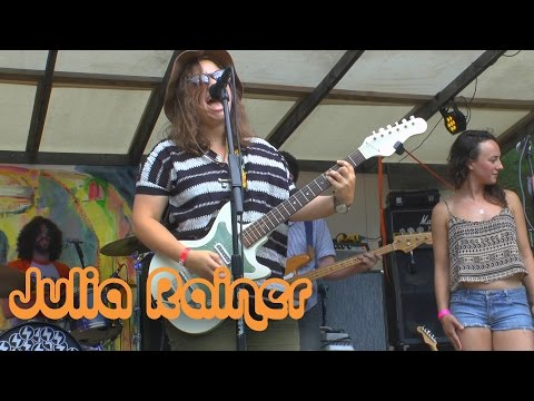 Julia Rainer - 'Wild Heart' (Stevie Nicks) - Caravan 2015