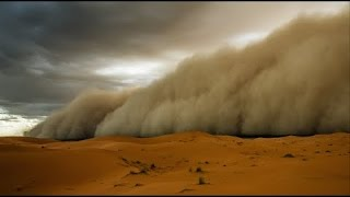 CRAZY SANDSTORM IN DUBAI !!! THIS IS THE BIGGEST BEEN RECORDED IN HISTORY!!!