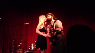 Drew & Ellie Holcomb  - The Wine We Drink