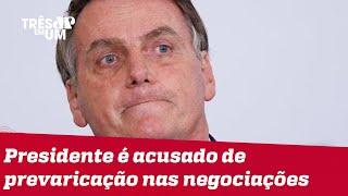 PGR abre inquérito contra Bolsonaro no caso Covaxin