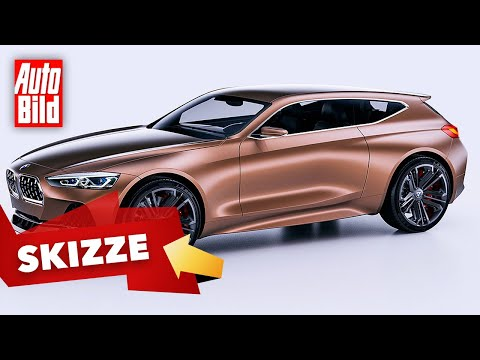 BMW 2er Shooting Brake (2020): Skizze - Design - Motor - Infos - Coupé