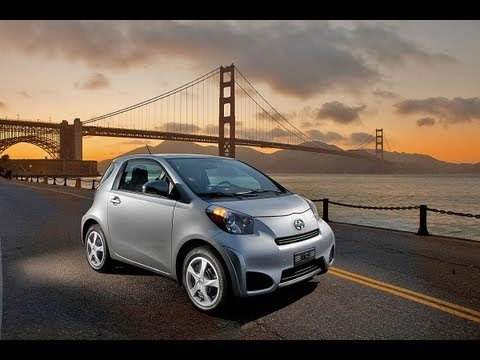 2012 Scion IQ 0-60 MPH Performance Test