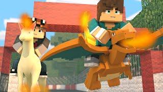 Minecraft: PokeRace - Goten O melhor Corredor !?! (NOVA SERIE DE POKEMON !! )