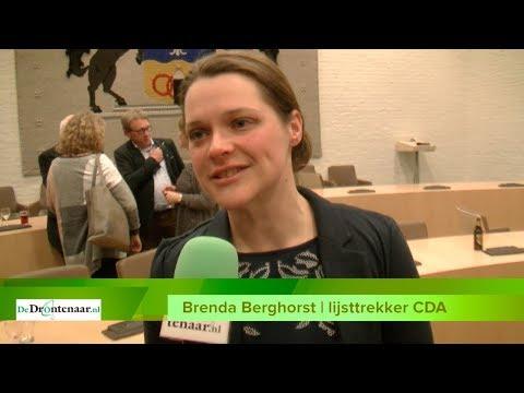 VIDEO | CDA-lijsttrekker Brenda Berghorst vindt verkiezingsuitslag geen afstraffing