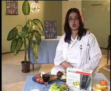 Inzulina u stopu krvi žena