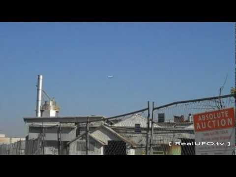 Alien UFO Sighting 2012 Over Corvallis, Oregon Craft Caught On Tape Today More Videos This Week