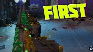 """WORLD'S FIRST """"NUKED OUT"""" w/ GALIL in Black Ops 3"""