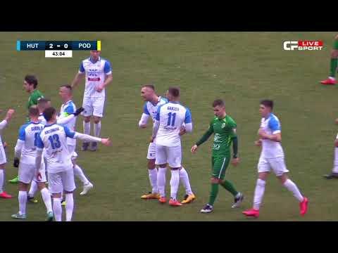 WIDEO: Hutnik Kraków - Podlasie Biała Podlaska 2-1 [SKRÓT MECZU]